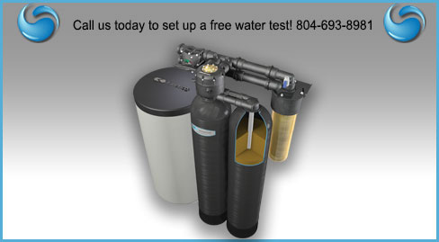 $200 trade-in on any softener with the purchase of a Kintetico Water System