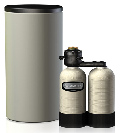 AquaKinetic Series Water Softeners