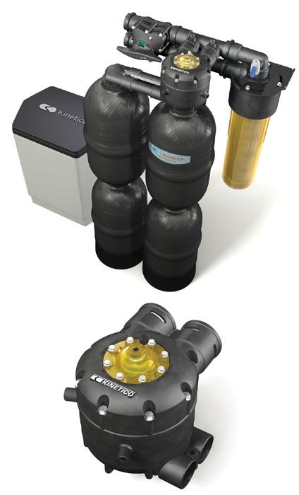 Kinetico Premier Series Water Softeners